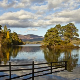 Derwent Water Fence