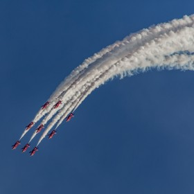 Red Arrows 2013