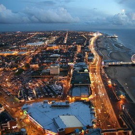 Blackpool from the Tower