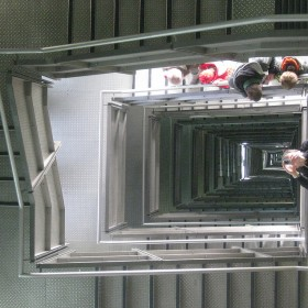 Baltic infinity stairwell