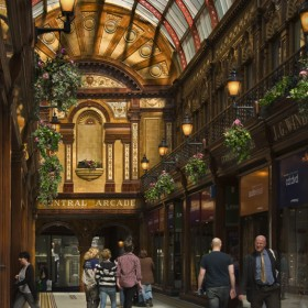 Newcastle upon tyne - Arcade