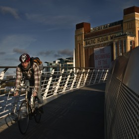 Newcastle upon Tyne - Baltic Bike