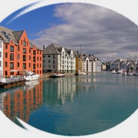 June Atkinson  - Alesund Norway