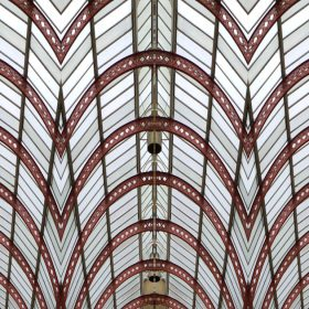 H Bradley - Roof Pattern Central Arcade