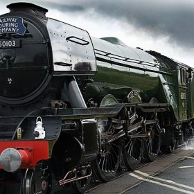 Gordon Bennett - Flying Scotsman