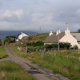 Gordon Bennett - Mull Cottage