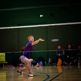 Phil Robson - Badminton
