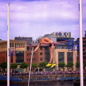 Phil Robson - Polevaulter