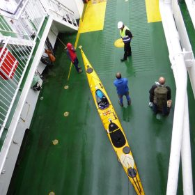 June Atkinson - Oban Ferry