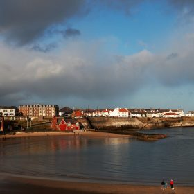 New Year's Day, Cullercoats