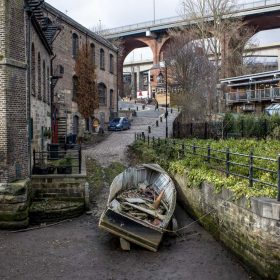 The Ouseburn by Jane Ainsworth