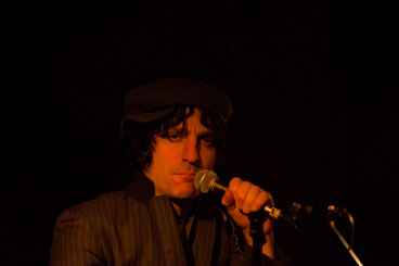 3rd place Peter Russell's Jesse Malin at the Cluny