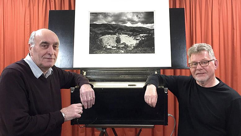Edward Forster ARPS & Mick Howe