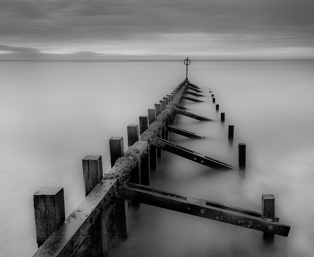 1st place Groynes by John Atkinson